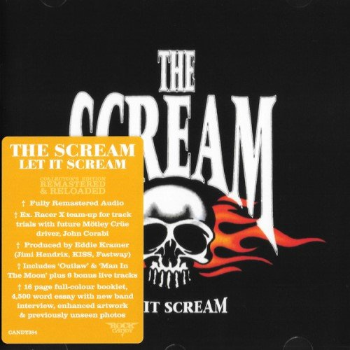 The Scream - Let It Scream (1991) [Reissue 2018]
