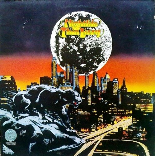 Thin Lizzy - Nightlife (1974) [Vinyl Rip 32/192]