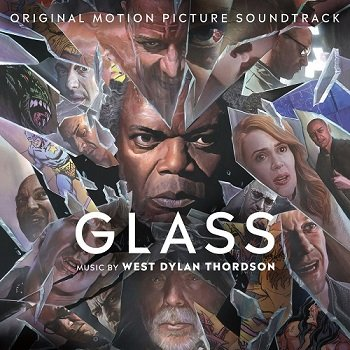 West Dylan Thordson - Glass / Стекло OST [WEB] (2019)