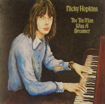 Nicky Hopkins - The Tin Man Was A Dreamer (1973) (2006)