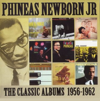 Phineas Newborn, Jr. - The Classic Albums 1956-1962 (5CD, 2015)