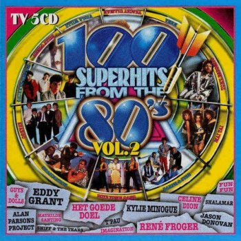 VA - 100 Superhits from the 80's Vol. 2 [5CD Box Set] (2000)
