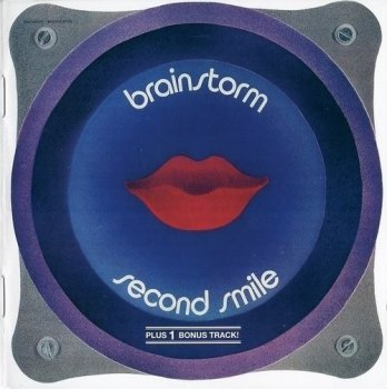 Brainstorm - Second Smile (1973)(2000)