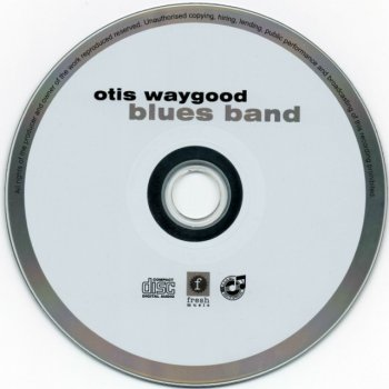 Otis Waygood Blues Band - Otis Waygood Blues Band (1970) (Reissue, 2000)