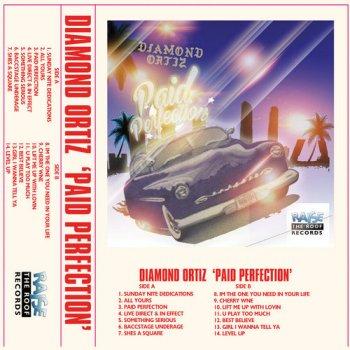 Diamond Ortiz - Paid Perfection (2019)