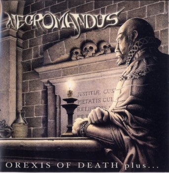 Necromandus - Orexis Of Death Plus... (1973) (Remastered, 2005)