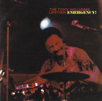 The Tony Williams Lifetime - Emergency! (1969) (Remastered, 2011)