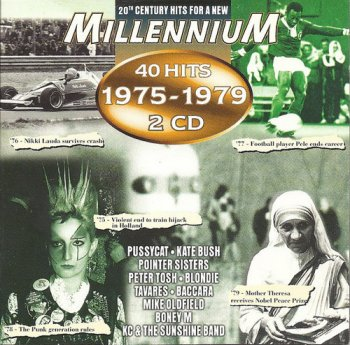 VA - 20th Century Hits for a New Millennium - 40 Hits 1975-1979 [2CD Set] (1998)