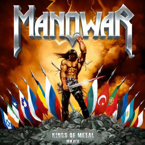Manowar - Kings Of Metal MMXIV [2CD] (1988) [2014]