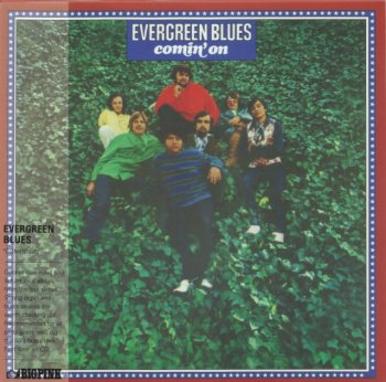 Evergreen Blues - Comin' On (1969) (Korean Remastered, 2019)