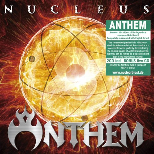 Anthem - Nucleus [2CD] (2019)