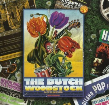 V.A. - The Dutch Woodstock (1970)[Remastered](2013)
