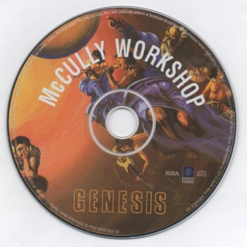 McCully Workshop - Genesis (1971) [Remastered] (2009)