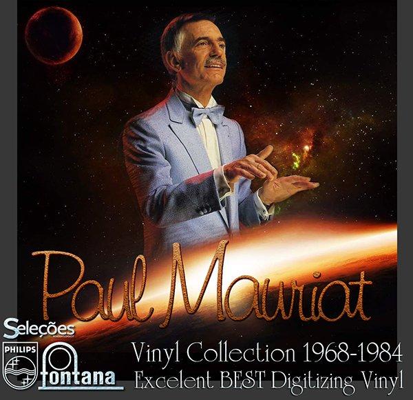 PAUL MAURIAT «Discography on vinyl» (38 x LP • BEST Digitizing • 1968-1984)