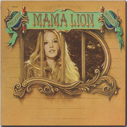 LYNN CAREY & MAMA LION «Discography on vinyl» (4 x LP • First Press • 1969-1973)
