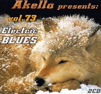 VA - Akella Presents: Modern Electric Blues - Vol.73 (2013)