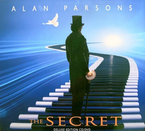 Alan Parsons - The Secret (2019) [ADVD Rip 24/96]