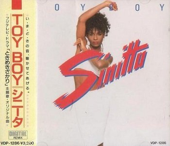 Sinitta - Toy Boy (Japan Edition) (1987)