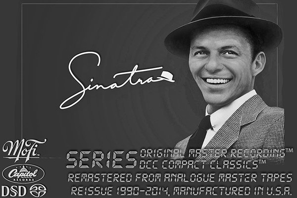 FRANK SINATRA «Golden Series 1943-1994» (14 x CD • Re-issue 1990-2014)