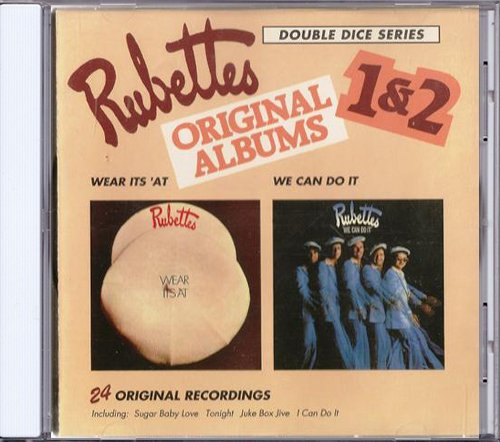 RUBETTES «Discography 1974-1979» (3LP + 5CD • State Records Ltd. • 1974-1992)