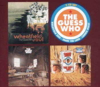 The Guess Who - Wheatfield Soul / Share The Land / Canned Wheat (1969-70) (Remastered, 2010) 3CD