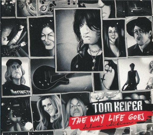 Tom Keifer - The Way Life Goes (Deluxe Edition) (2017)