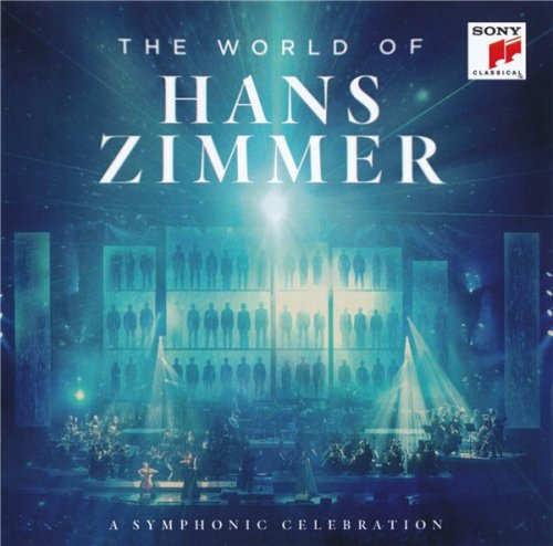 Hans Zimmer - The World Of Hans Zimmer: A Symphonic Selebration (2CD 2019)