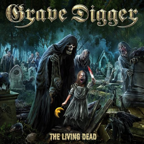 Grave Digger - The Living Dead [Limited Edition] (2018) (Lossless)