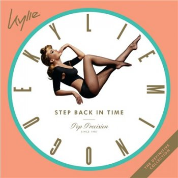 Kylie Minogue - Step Back in Time The Definitive Collection (2019)