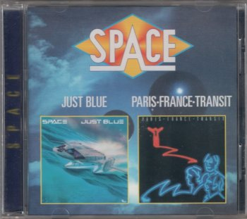 Space - Just Blue + Paris-France-Transit (1978 & 1983)
