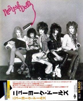 New York Dolls - New York Dolls (1973) Japan remaster (2009)