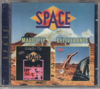 Space - Magic Fly & Deliverance (1977 & 1977)