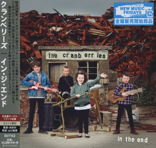The Cranberries - In The End [Japanese Edition] (2019)