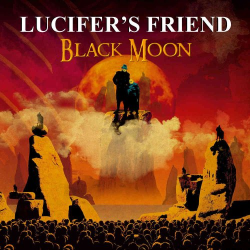 Lucifer's Friend - Black Moon (2019)