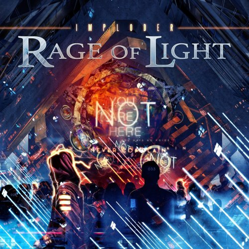 Rage Of Light - Imploder [WEB] (2019)