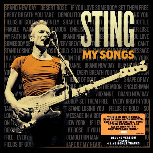 Sting - My Songs (2019)