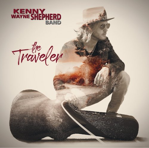Kenny Wayne Shepherd Band - The Traveler [WEB] (2019)