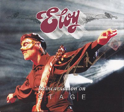 ELOY «Discography 1971-2014» (20 x CD • 1st Press • Issue 1985-2014)