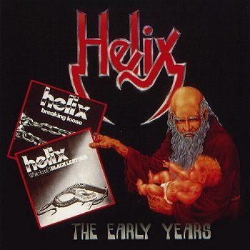 Helix - The Early Years (1991)