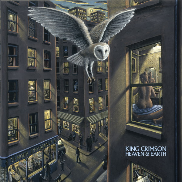 King Crimson: 2019 Heaven & Earth / 24-Disc Box Set Panegyric Records