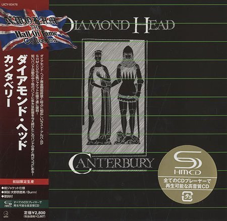 Diamond Head - Canterbury (1983) [Reissue 2011 Japan SHM-CD]
