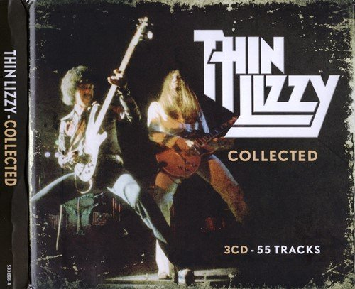 Thin Lizzy - Collected (2012) [3CD]