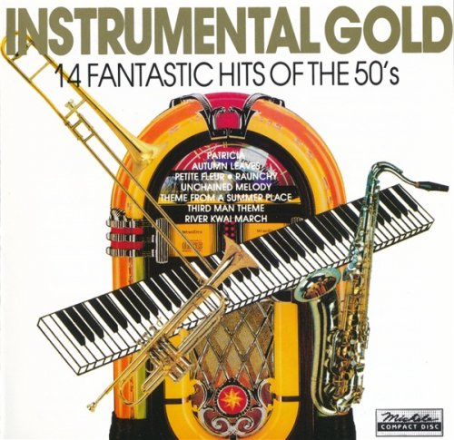 London Pops Orchestra - Instrumental Gold: 14 Fantastic Hits Of The 50's (1994)