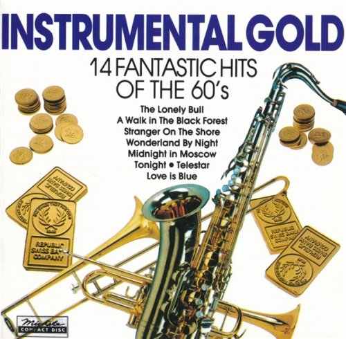 London Pops Orchestra - Instrumental Gold: 14 Fantastic Hits Of The 60's (1994)