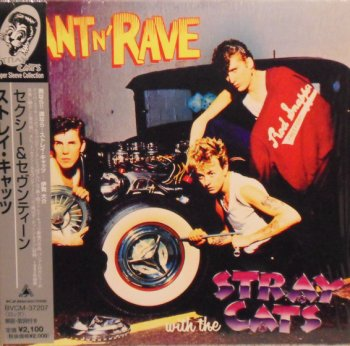 Stray Cats - Rant N' Rave With The Stray Cats (1983)
