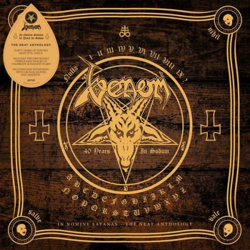 Venom - In Nomine Satanas: The Neat Anthology [2CD] (2019)