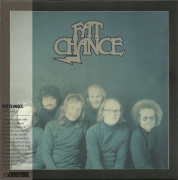 Fat Chance - Fat Chance (1972) (Korean Remastered, 2019)
