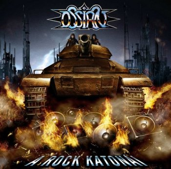 Ossian - A Rock Katonai [Reissue 2003] (1990)