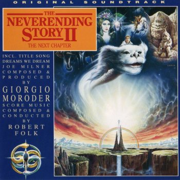Robert Folk/Giorgio Moroder - The Neverending Story II—The Next Chapter (OST) (1990)