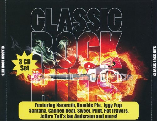 VA - Classic Rock Hits (3CD Box 2010)